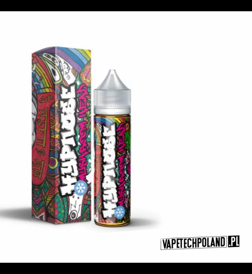 Premix Hypnosse - Mushroom Head 40ml Premix o smaku grejpfruta. 40ml płynu w butelce o pojemności 60ml.Produkt Shake and Vape