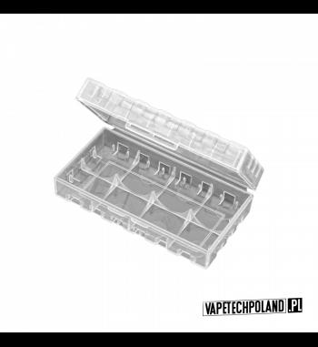 Pudełko na akumulatory 18650 Plastikowe pudełko na akumulatory 18650 1