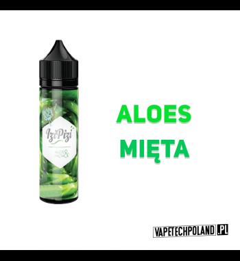 Izi Pizi 40ml - Aloes & Mięta
