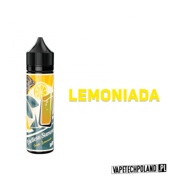 Premix Endless Summer - Fresh Lemonade 40ML Premix o smakuświeżej lemoniady 40ml płynu w butelce o pojemności 60ml.Produkt S