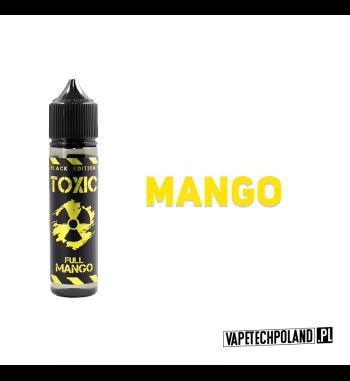 PREMIX TOXIC 40ML - FULL MANGO Płyn o smaku mango 40ml płynu w butelce o pojemności 60ml.Produkt Shake and Vape przeznaczony