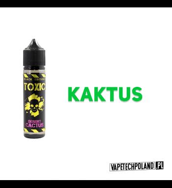 PREMIX TOXIC 40ML - DESERT CACTUS Płyn o smaku Kaktusa 40ml płynu w butelce o pojemności 60ml.Produkt Shake and Vape przeznac