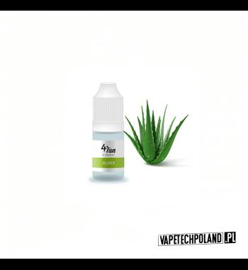 Aromat 4FUN 10ml - Aloes Aromat o smaku aloesu. Pojemność : 10ML 1