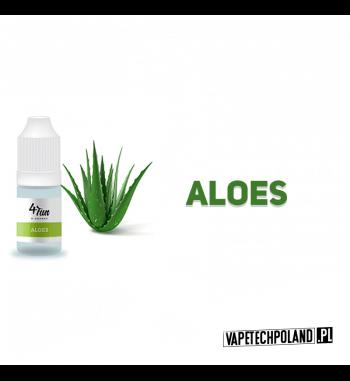 Aromat 4FUN 10ml - Aloes Aromat o smaku aloesu. Pojemność : 10ML 2