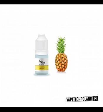 Aromat 4FUN 10ml - Ananas Aromat o smakuananasa. Pojemność : 10ML 1