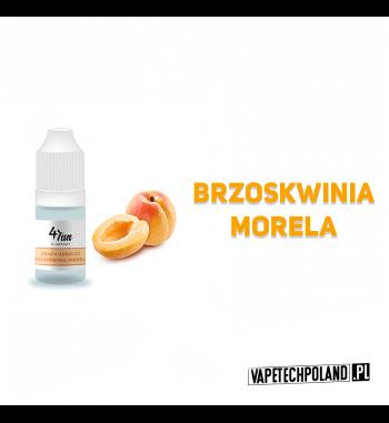 Aromat 4FUN 10ml - Brzoskwinia&Morela Aromat o smakubrzoskwini i moreli. Pojemność : 10ML 2