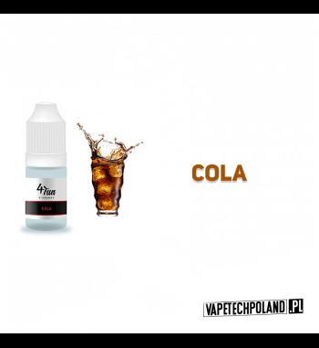 Aromat 4FUN 10ml - Cola Aromat o smakucoli. Pojemność : 10ML 2
