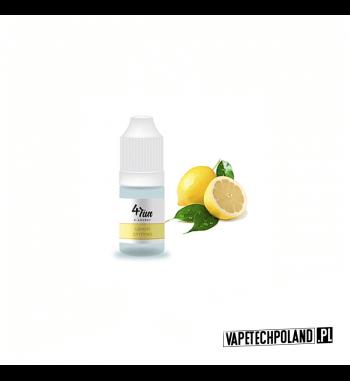 Aromat 4FUN 10ml - Cytryna Aromat o smakucytryny. Pojemność : 10ML 1