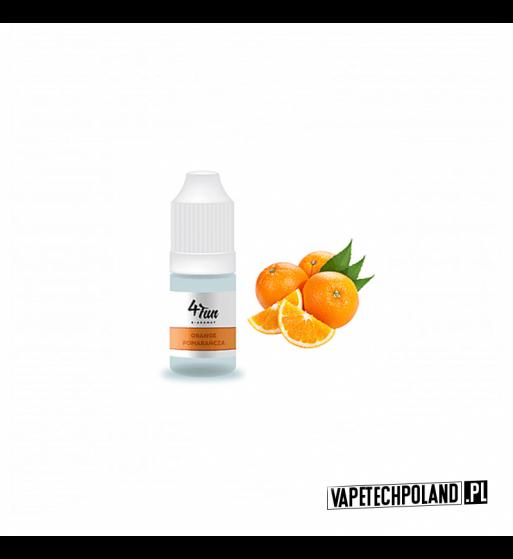 Aromat 4FUN 10ml - Pomarańcza Aromat o smaku pomarańczy. Pojemność : 10ML 1