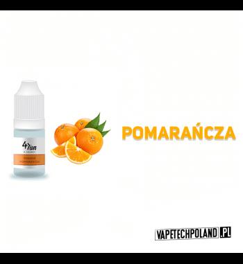 Aromat 4FUN 10ml - Pomarańcza Aromat o smaku pomarańczy. Pojemność : 10ML 2