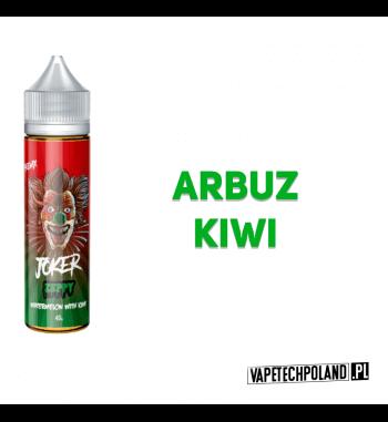 Premix JOKER 40ml - Zeppy Premix o smakuarbuza z dodatkiem kiwi. 40ml płynu w butelce o pojemności 60ml.Produkt Shake and Va