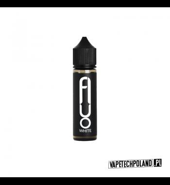 Premix FLUO - White 50ML Premix o smaku liczi, kokosa oraz gruszki.Produkt Shake and Vape przeznaczony do wcześniejszego rozc