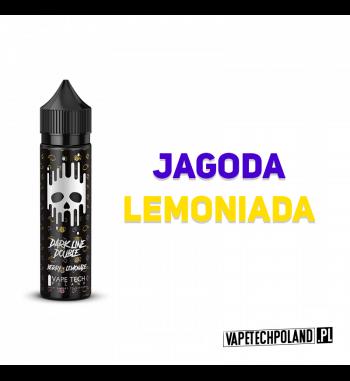 Premix VAPETECHPOLAND Double Dark Line - Berry x Lemonade 40ML Berry x Lemonade - Czyli połączenie jagody z orzeźwiającą lemoni