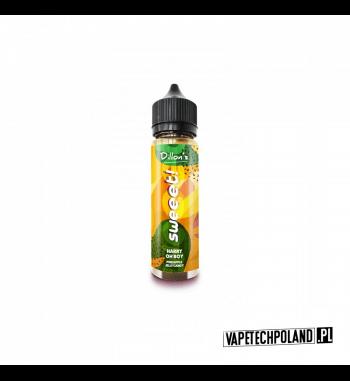 Premix Dillons Sweet 50ml - HARRY OH BOY Premix o smaku słodkiego ananasa.50ml płynu w butelce o pojemności 60ml.Produkt Sh
