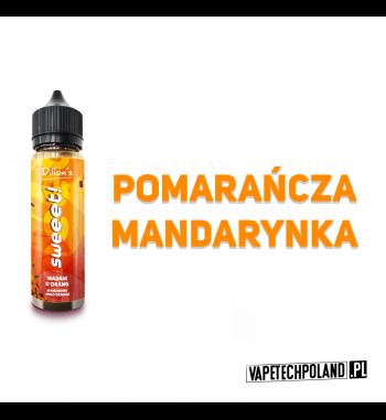 Premix Dillons Sweet 50ml - MADAM D ORANG Premix o smakupomarańczy i mandarynki.50ml płynu w butelce o pojemności 60ml.Pr