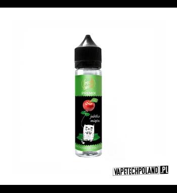 Premix FreakWeek - Jabłko Mięta 40ml Premix o smakujabłka z miętą.40ml płynu w butelce o pojemności 60ml.Produkt Shake and
