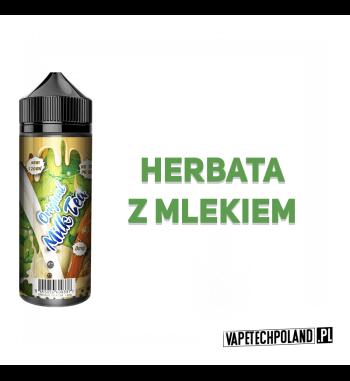 Premix Fizzy Juice - Milk Tea 100ml Premix o smakuherbaty z mlekiem.100ml płynu w butelce o pojemności 120ml.Produkt Shake