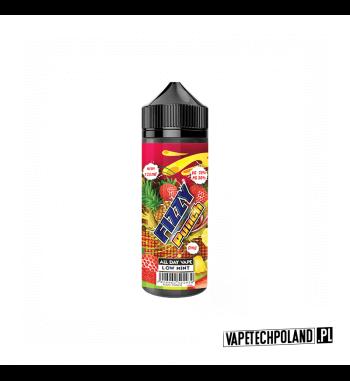 Premix Fizzy Juice - Punch 100ml Premix o smakutruskawki z ananasem.100ml płynu w butelce o pojemności 120ml.Produkt Shake