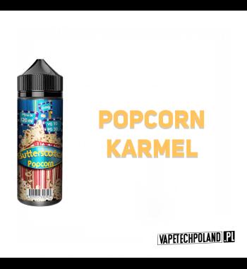 Premix Fizzy Juice - Butterscotch Popcorn 100ml Premix o smakupopcornu z karmelem.100ml płynu w butelce o pojemności 120ml.