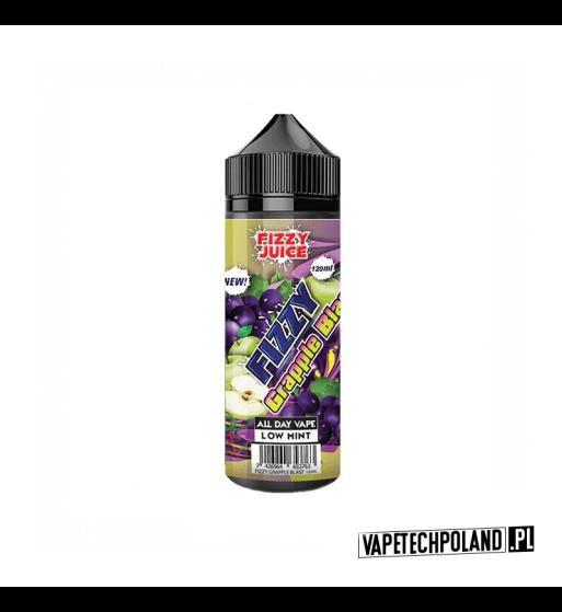 Premix Fizzy Juice - Grapple Blast 100ml Premix o smakuwinogrona z jabłkiem.100ml płynu w butelce o pojemności 120ml.Produ