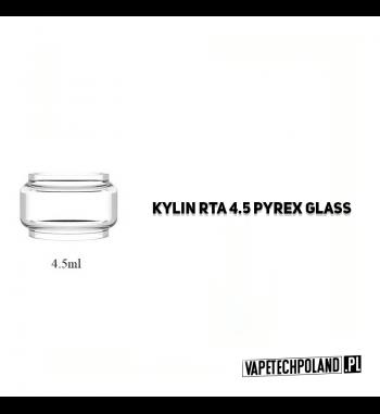 Pyrex Glass/Szkło do Kylin M RTA 4,5ML Pyrex Glass/Szkło do Kylin M RTA 4,5ML. W zestawie znajduję się jedna sztuka. 2