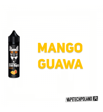 Premix DON VAPO - Mango / Guawa 50ml Premix o smakumango i guawy.50ml płynu w butelce o pojemności 60ml.Produkt Shake and