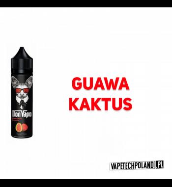 Premix DON VAPO - Guawa / Kaktus 50ml Premix o smaku guawy z kaktusem. 50ml płynu w butelce o pojemności 60ml.Produkt Shake a