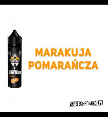 Premix DON VAPO - Marakuja / Pomarańcza 50ml Premix o smakumarakui z pomarańczą. 50ml płynu w butelce o pojemności 60ml.Prod