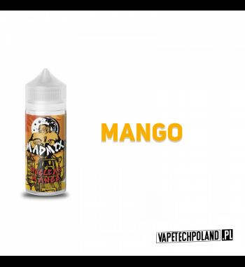 Premix MADMIX - NUCLEAR MANGO 70ml Premix o smakumango.70ml płynu w butelce o pojemności 100ml.Produkt Shake and Vape prze