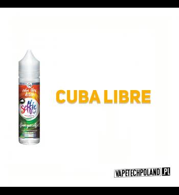 Premix SELFIE - Cuba Libre 50ml Premix o smakujabłkowym.50ml płynu w butelce o pojemności 60ml.Produkt Shake and Vape prze