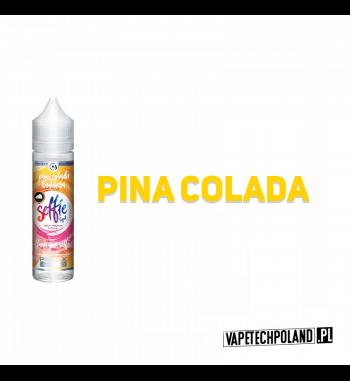 Premix SELFIE - Pina Colada 50ml Premix o smaku pinacolady. 50ml płynu w butelce o pojemności 60ml.Produkt Shake and Vape prz
