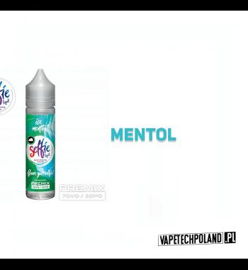 Premix SELFIE - Ice Menthol 50ml Premix o smakumentolowym.50ml płynu w butelce o pojemności 60ml.Produkt Shake and Vape pr