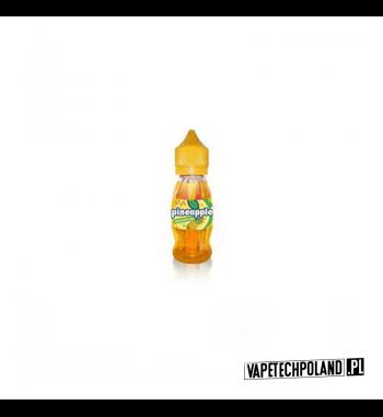 Premix Vape Lemonade - PINEAPPLE 50ml Premixo smakuananasa. 50ml płynu w butelce o pojemności 60mlProdukt Shake and Vape pr