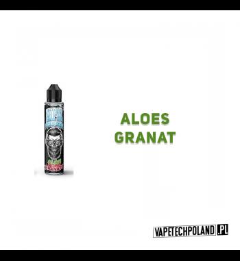 PREMIX Hipzz Freeze - Aloe Pomegranade 50ml Premixo smakualoesu z granatem. 50ml płynu w butelce o pojemności 60mlProdukt S