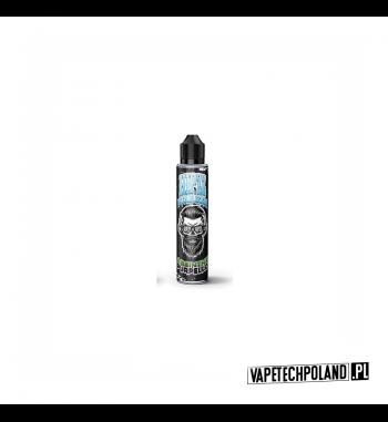 PREMIX Hipzz Freeze - ABSINTHE PURPELLO 50ml Premixo smakuabsuntu z czarną porzeczką. 50ml płynu w butelce o pojemności 60ml