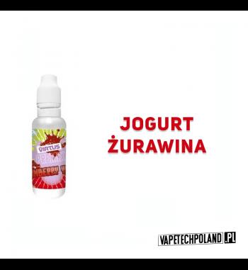 PREMIX VIRTUS - Cranberry Yogurt 20ml Premixo smakujogurtu żurawinowego.20ml płynu w butelce o pojemności 30mlProdukt Sha
