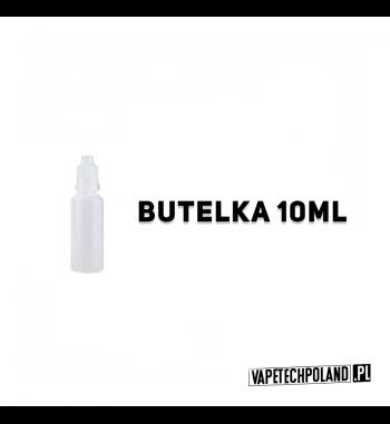 BUTELKA - 10ML Plastikowa butelka o pojemności 10ML. 2