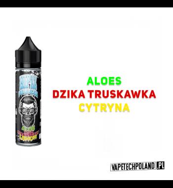 PREMIX Hipzz Freeze - Aloe, Wild Strawberry, Lemon 50ml Premixo smaku aloesu, dzikiej truskawki oraz cytryny. 50ml płynu w but