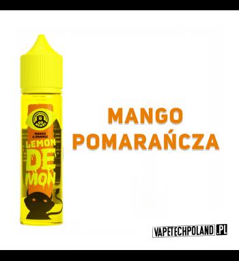 LEMON DEMON - MANGO & POMARAŃCZA 40ML Premix o smakumango i pomarańczy.40ml płynu w butelce o pojemności 60ml.Produkt Shak