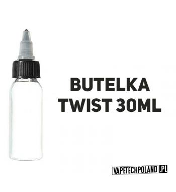 BUTELKA TWIST - 30ML Plastikowa butelka TWIST o pojemności 30ML. 2