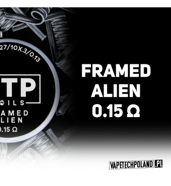 VTP COILS - FRAMED ALIEN 0.15Ω