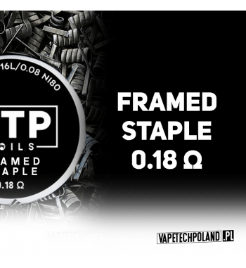 VTP COILS - FRAMED STAMPLE...