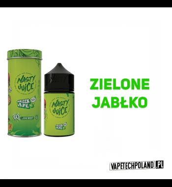 Premix Nasty Juice - Green...