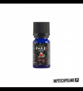 Aromat Just FAKE - JABŁKO MIĘTA 10ml Aromat o smaku jabłka z miętą.  Sugerowane dozowanie: 7-15% Pojemność: 10ml 1