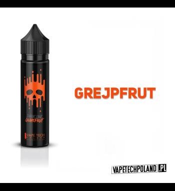 Premix VAPETECHPOLAND DARK LINE - Grapefruit 40ML Grapefruit -Cierpkość z delikatną nutą słodyczy.Idealnie wpasuje się w gusta