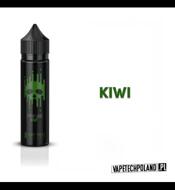 Premix VAPETECHPOLAND DARK LINE - Kiwi 40ML Kiwi - Kremowe kiwi,które rozbije twoje kubki smakowe! Gęstość: 70VG/30PG 40ml płyn
