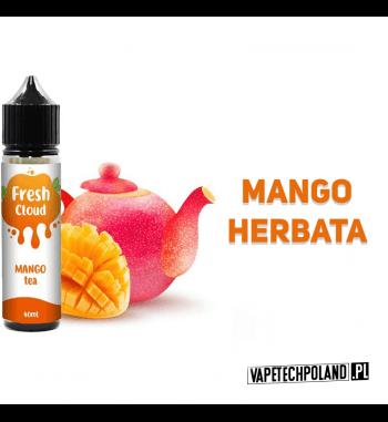 PREMIX FRESH CLOUD - MANGO TEA 40ml Płyn o smaku herbaty mango.40ml płynu w butelce o pojemności 60ml.Produkt Shake and Vap