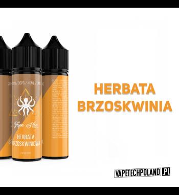 PREMIX VAPE HEE? - HERBATA BRZOSKWINIA 40ml Premix o smaku herbaty brzoskwiniowej. 40ml płynu w butelce o pojemności 60ml.Pro