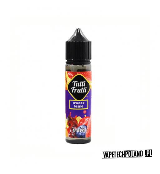 Premix Tutti Frutti - OWOCE LEŚNE 40ml Premix o smakuowoców leśnych.40ml płynu w butelce o pojemności 60mlProdukt Shake an