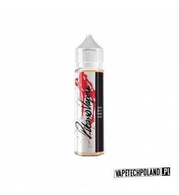 Premix Pikasso Vapors - GATO 50ml Premix o smakuwanilii z kremem.50ml płynu w butelce o pojemności 60ml.Produkt Shake and